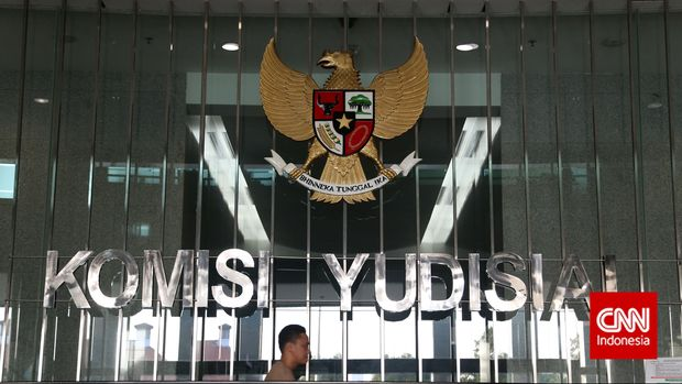 Kantor Komisi Yudisial, Jakarta.