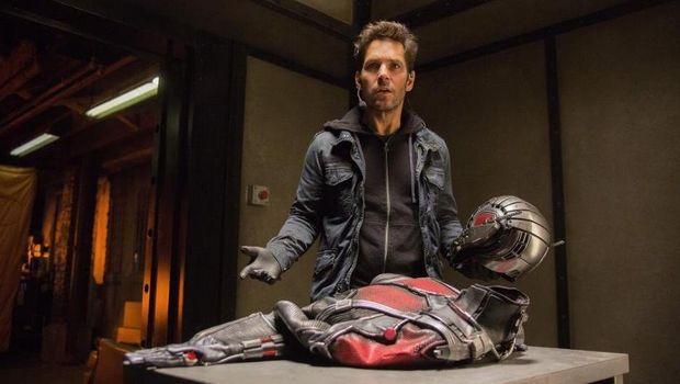 Paul Rudd yang memerankan sosok Ant-Man disebut punya peran membantu para jagoan Marvel mengalahkan Thanos.