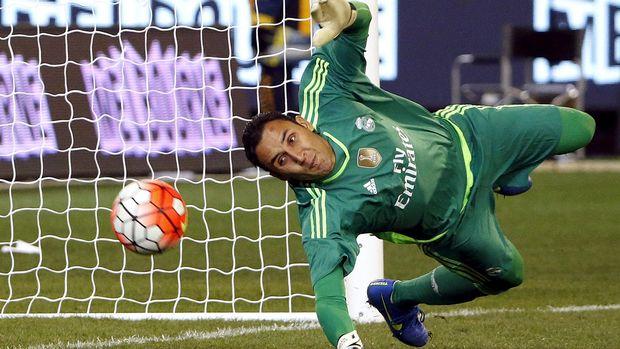 Keylor Navas menjadi satu-satunya pemain timnas Kosta Rika yang bermain di klub top Eropa.