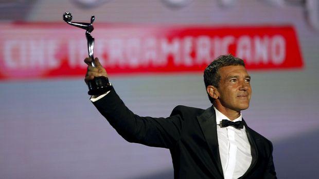 Aktor Spanyol Antonio Banderas
