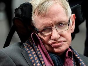 Stephen Hawking: Manusia Harus Segera Tinggalkan Bumi