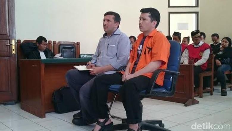 Gabung Kelompok Teroris Santoso, Ahmet Divonis 6 Tahun Penjara