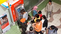 Sempat Kena Gangguan Satelit Telkom, 1.151 ATM BNI Sudah Normal