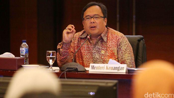 Menteri PPN/Kepala Bappenas Bambang Brodjonegoro/Foto: Agung Pambudhy