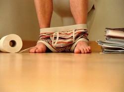 Ngilu! Mr P Pria Ini Digigit Ular Saat di Toilet