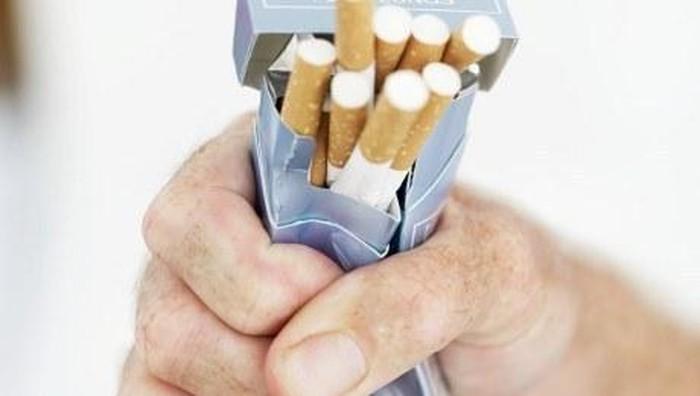 TBC bisa dipicu rokok. Foto: Thinkstock