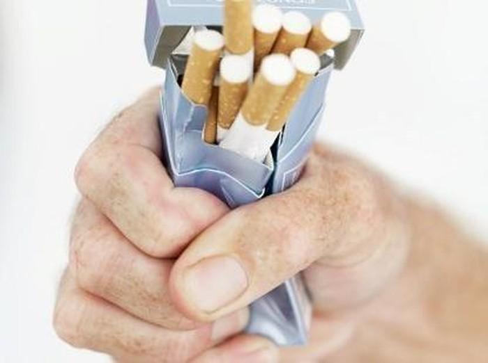 Kanker paru adalah jenis kanker yang paling banyak diidap pria Indonesia. Foto: thinkstock