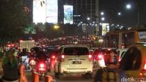 Jakarta Macet di Mana-mana