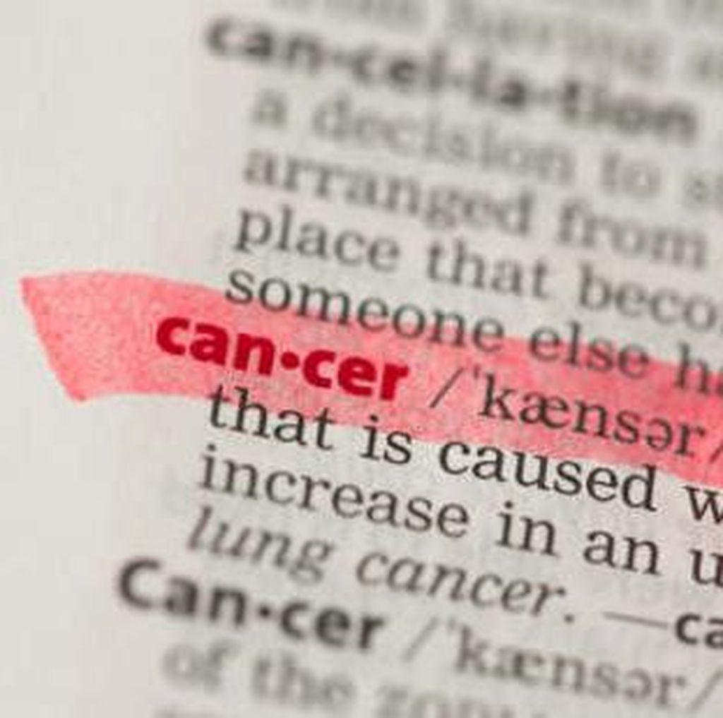 Digerogoti Kanker, Pria Ini Kehilangan Hidung, Pipi, dan Matanya
