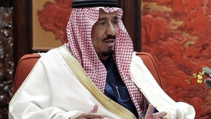 Raja Salman (Reuters)