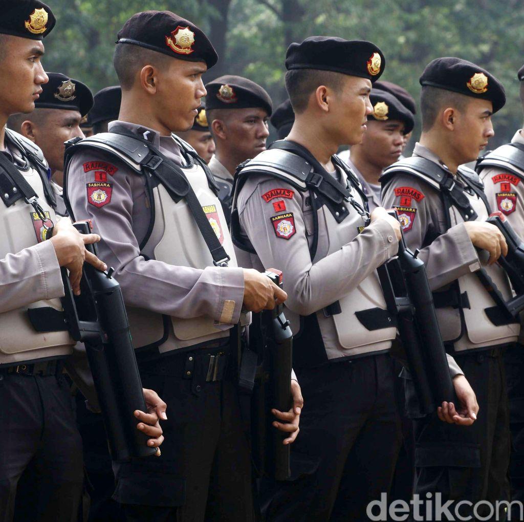 Polda Metro Turunkan 50 Ribu Personel Amankan Pengumuman KPU 22 Mei