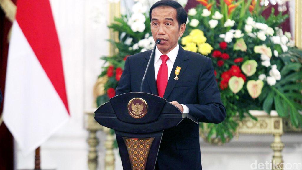 PR Jokowi Mulai dari Pertumbuhan Ekonomi Sampai Tenaga Kerja
