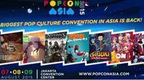 Ada Banyak Alasan Untuk Hadir di PopCon Asia 2015