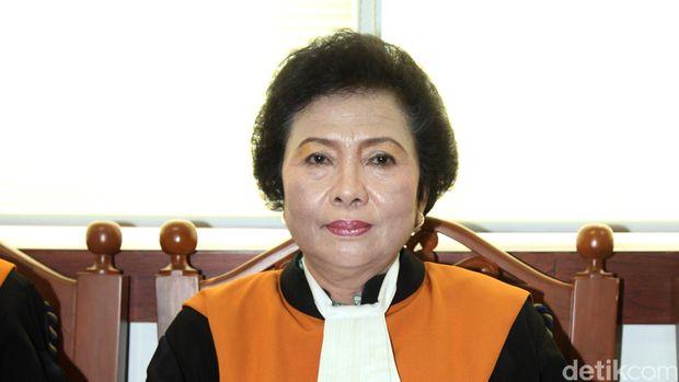 Ketukan Hakim Agung Senilai Rp 466 Miliar