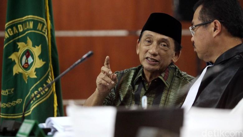 Soal Fuad Amin Kerap Singgah di Rumah Mewah, Ini Kata KPK