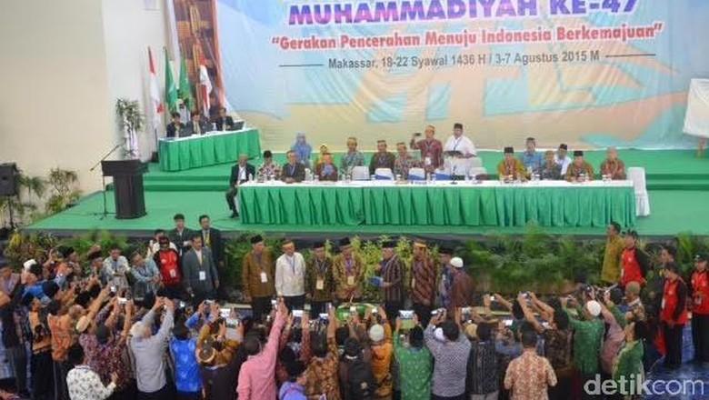 Muktamar Muhammadiyah ke-47 Dorong Fatwa Haram Pilih Pemimpin Koruptor