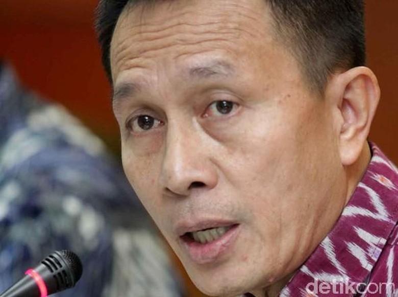 Mantan Ketua KY: Korupsi di Indonesia Sudah Jadi Hukum Adat