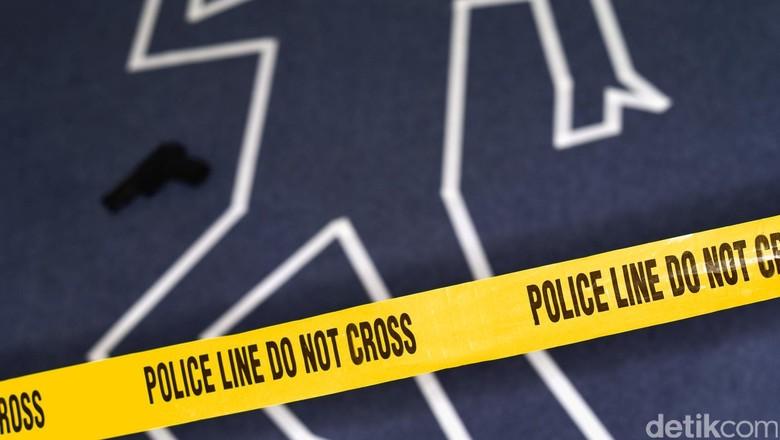 Akibat Masalah Keluarga, Kakak Bunuh Adik Iparnya di Siak