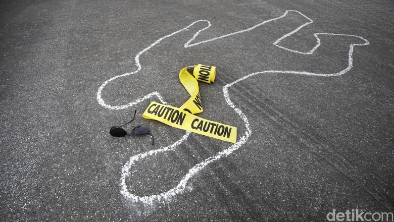 Serang Polisi, Pria di Boston Tewas Ditembak Mati