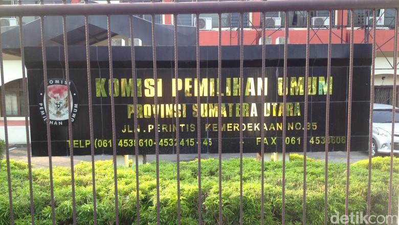 Dicopot DKPP dari Jabatan Ketua KPU Sumut, Yulhasni: Kita Hormati