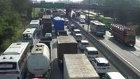 Kapan Akses Tol Keluar-Masuk Jakarta Ditutup?