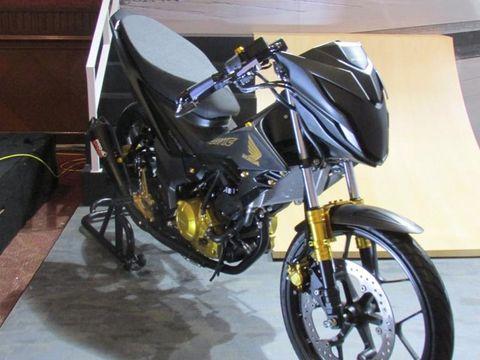 New Honda Sonic 150r Jagoan Baru Motor Light Sport