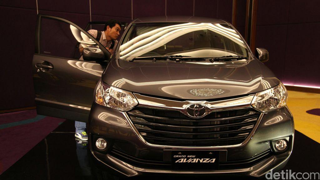 1,7 Juta Toyota Avanza Selama 15 Tahun di Indonesia
