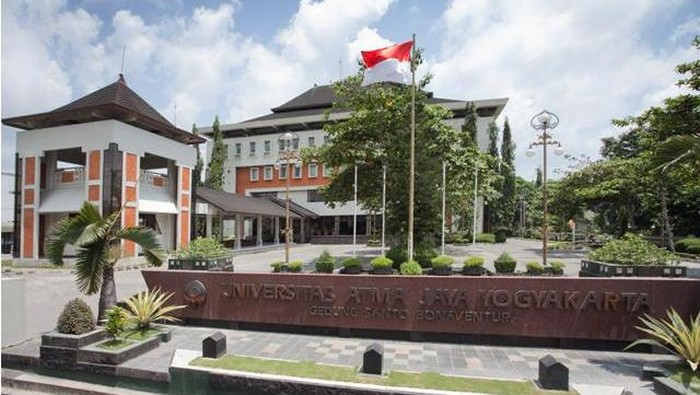 Kampus Universitas Atma Jaya Yogyakarta