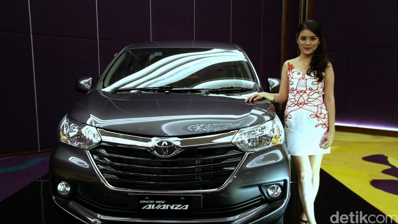 Toyota Avanza( Foto: Agung Pambudhy)