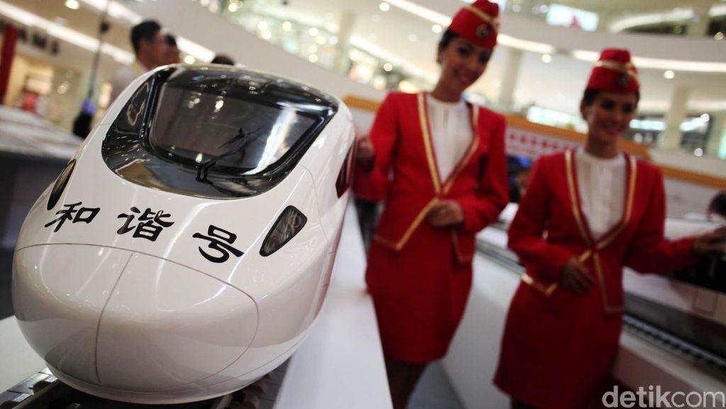 Ini Alasan Pemerintah Pilih China Garap Kereta Cepat JKT-BDG