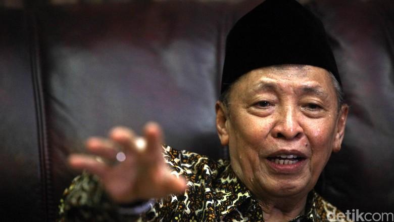 Pandangan Hamzah Haz di HUT ke-70 RI: Indonesia Miskin Harta dan Akhlak