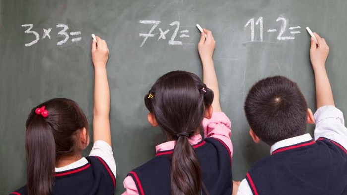 Ilustrasi anak belajar. Foto: thinkstock