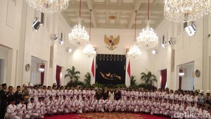 Ini Rekayasa Lalu Lintas Selama Upacara Bendera di Istana Merdeka