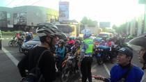 Konvoi Moge di Yogya Ditegur Pesepeda, Ini Kata Ketum HDCI Nanan Sukarna