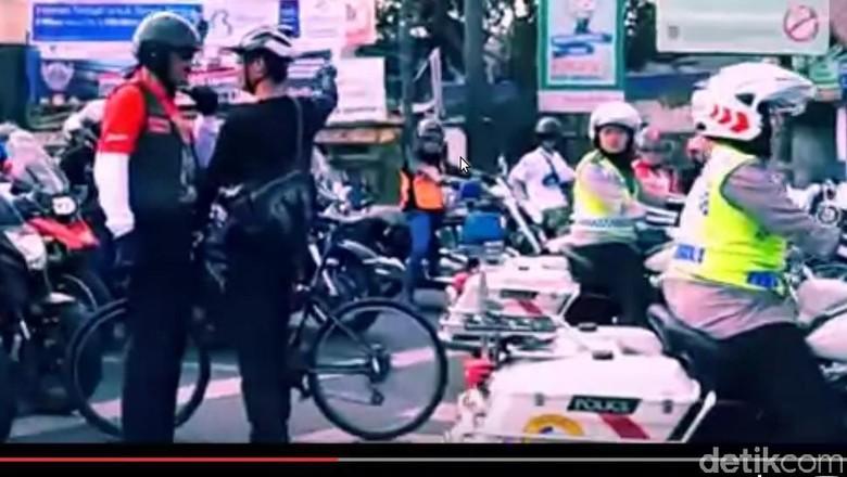 Siapa Pemoge yang Berdiri Menantang Elanto? HDCI: Dia Bukan Anggota Kami