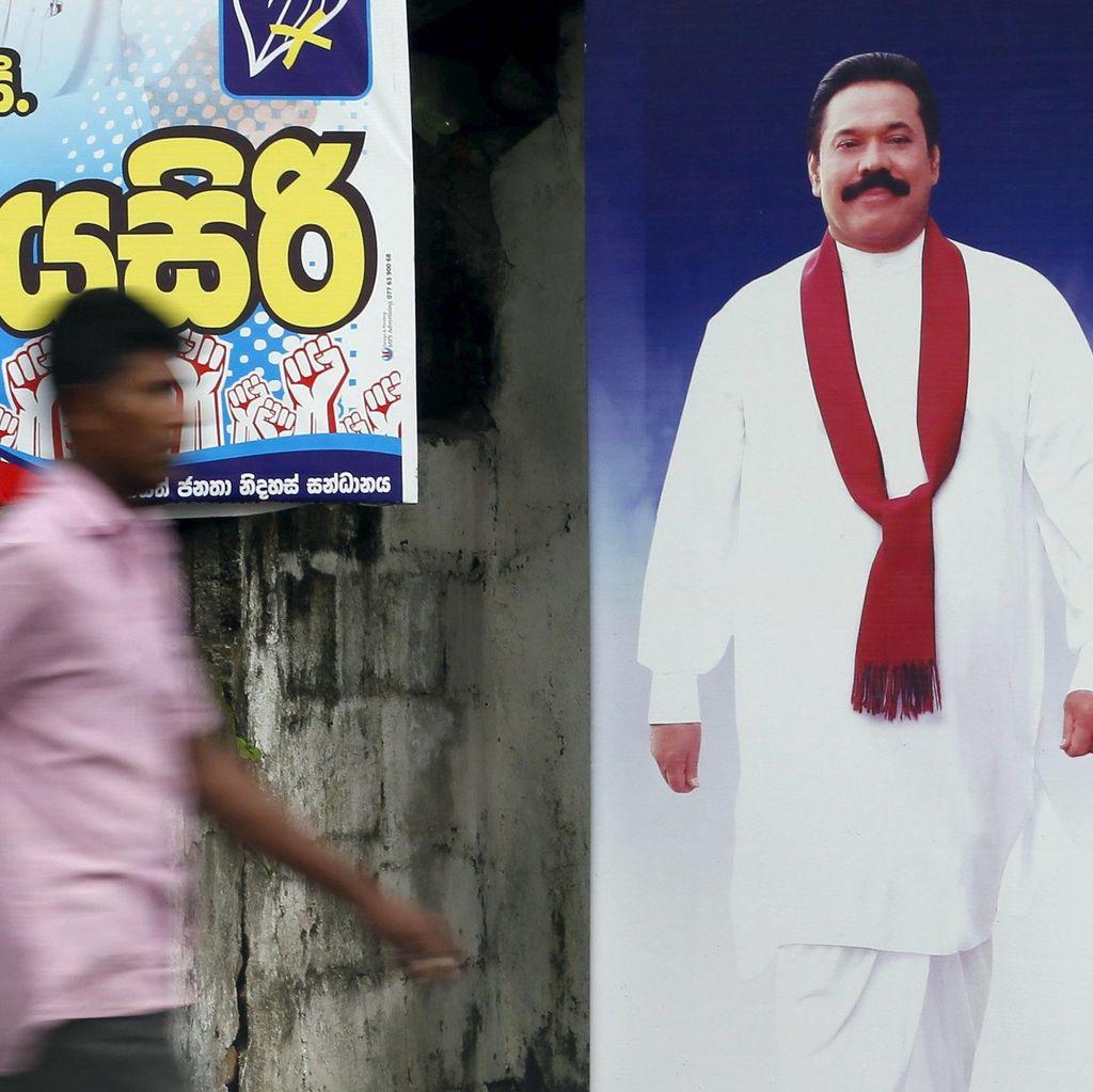 Jaga Stabilitas Negara, Perdana Menteri Sri Lanka Siap Mundur