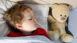 Sikap Orang Tua Tentukan Kecukupan Tidur pada Anak