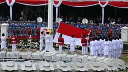 Susunan Upacara 17 Agustus 2020 di Istana Merdeka dan Pedomannya