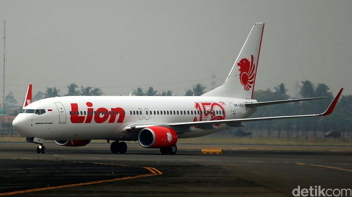 Lion Air/Foto: Agung Pambudhy