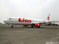 Pemerintah Beberkan Harga Tiket Lion Air Belum Turun