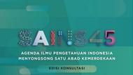 HUT ke-70 RI, Para Ilmuwan Muda Sudah Buat Buku Impian Seabad Indonesia