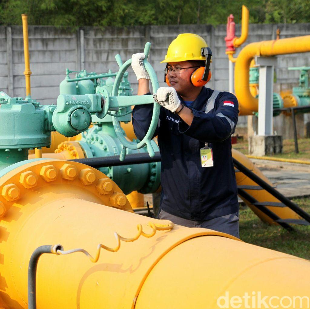 PGN Kuasai Pipa Pertagas, Penyaluran Gas Makin Luas