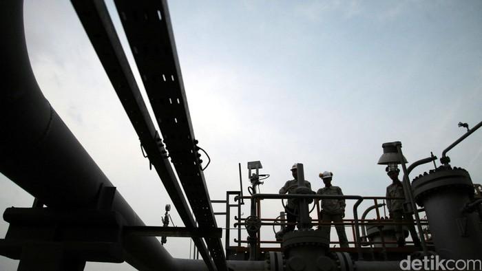 PT Pertamina Gas (Pertagas) melalui anak perusahaannya yakni PT Perta-Samtan Gas terus menggenjot produksi LPG untuk kebutuhan domestik. Terbukti, sejak beroperasi 2013 hingga Juli 2015, Perta-Samtan Gas telah memproduksi LPG sebanyak 421.916 metric ton dan kondesat 1.412.049 bbls. Agung Pambudhy/detikcom.