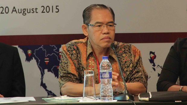 Guru Besar Ilmu Kesehatan Masyarakat UI Hasbullah Thabrany.