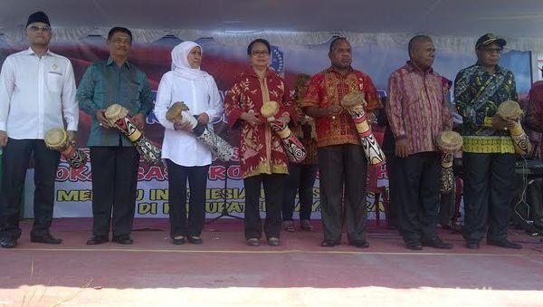 Lokalisasi Tanjung Elmo yang Terbesar di Jayapura Tamat, PSK Dipulangkan
