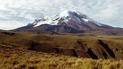 Longsor Terjadi di Gunung Chimborazo Ekuador, 4 Pendaki Tewas-5 Terluka