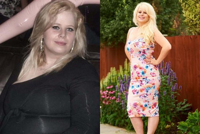 Bikin Pangling, Ternyata Dawiyah Lakukan Diet Ini Hingga Sukses Turun Berat Badan Hingga 29 Kg