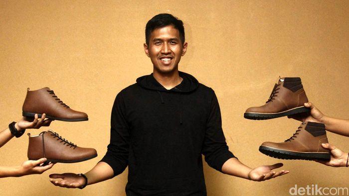 CEO Brodo Footwear Yukka Harlanda Foto: Grandyos Zafna