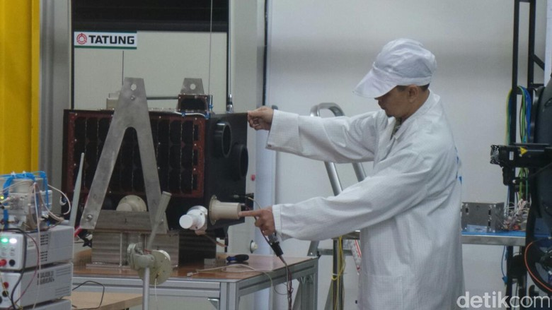 Mengintip Persiapan Peluncuran Lapan A2, Satelit Karya Anak Bangsa Pertama