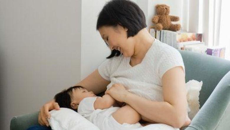 Ilustrasi menyusui/ Foto: thinkstock